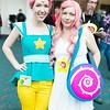 Pearl and Rose Quartz