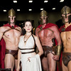 Spartans and Queen Gorgo