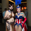 Khal Drogo and Captain America