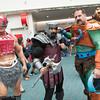 Zodac, Ram Man, and Man-At-Arms