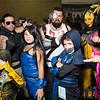 Scorpion, Johnny Cage, Kitana, Kano, Sub-Zero, D'Vorah, and Mileena