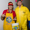 Los Pollos Hermanos Worker and Walter White