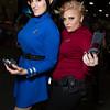 Vulcan and Red Shirt