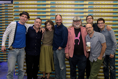 San Diego Comic Con 2015/ Cast of Bob's Burger