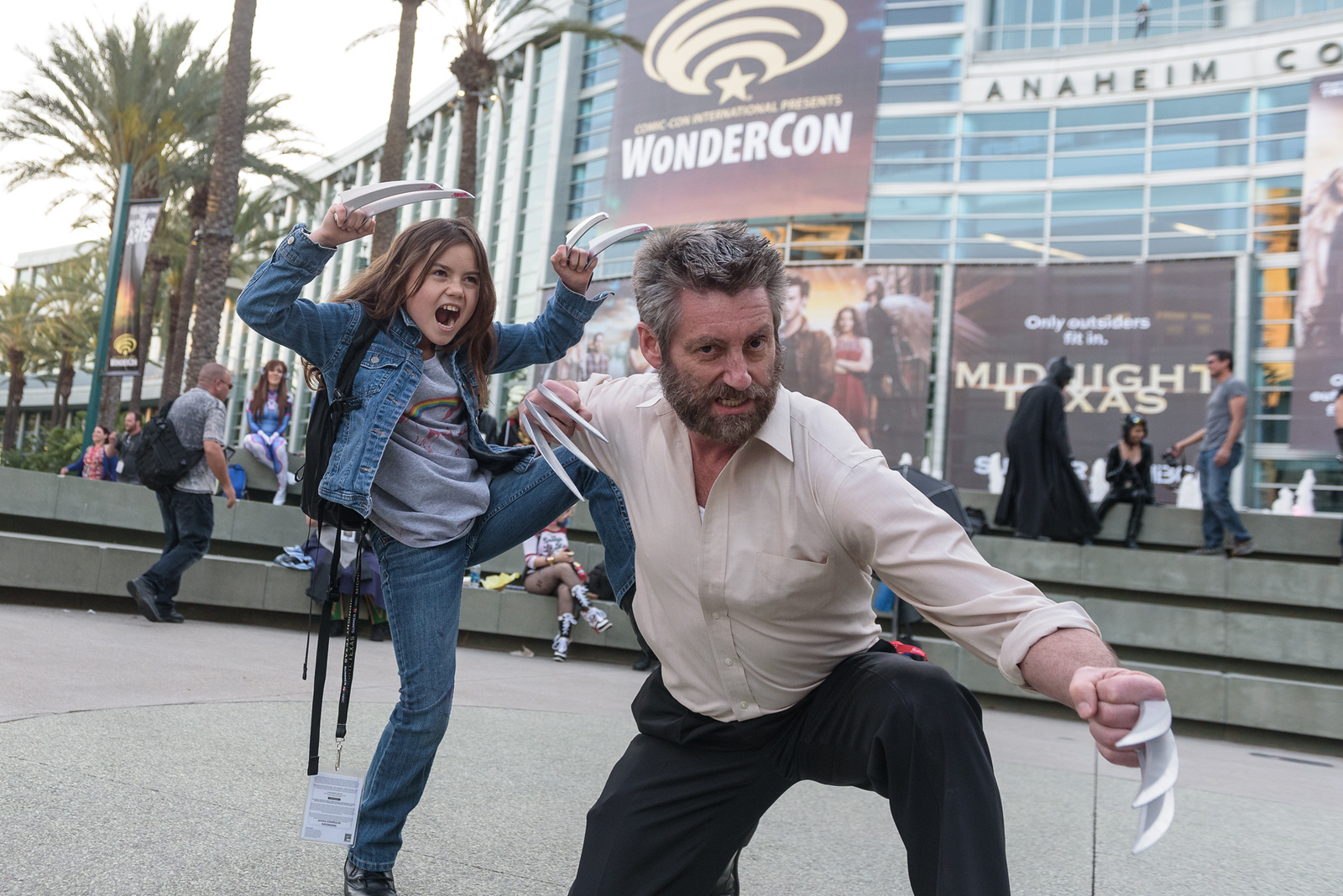 Wonder Con 2017, March 31 - April 2 2017 in Anaheim, California. (Photo by Alan Hess)