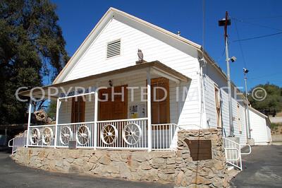 24536 Viejas Grade Road, San Diego County - Descanso, CA - 1898 Descanso Town Hall
