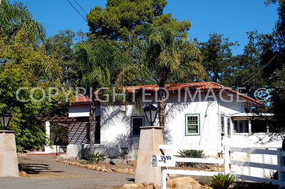 2690 South Grade Road, San Diego County - Alpine, CA - Julian Eltinge House (1920s)
