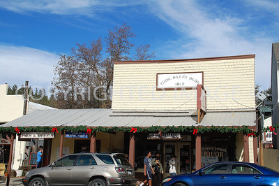 2120 Main Street, Julian, CA - San Diego County - 1872 Thomas Daley Building