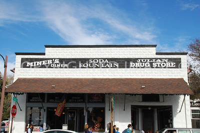 2134 Main Street, Julian, CA - San Diego County - Julian Drug Store