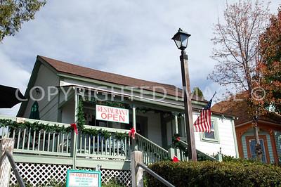 2018 Main Street, Julian, CA - San Diego County - 1893 DeLuca House