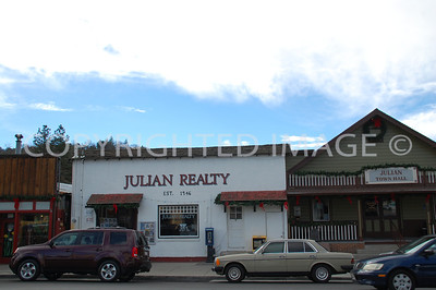 2127 Main Street, Julian, CA - San Diego County - 1946 Julian Realty