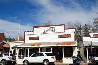 2106 Main Street, Julian, CA - San Diego County - 1872 Wilcox Building