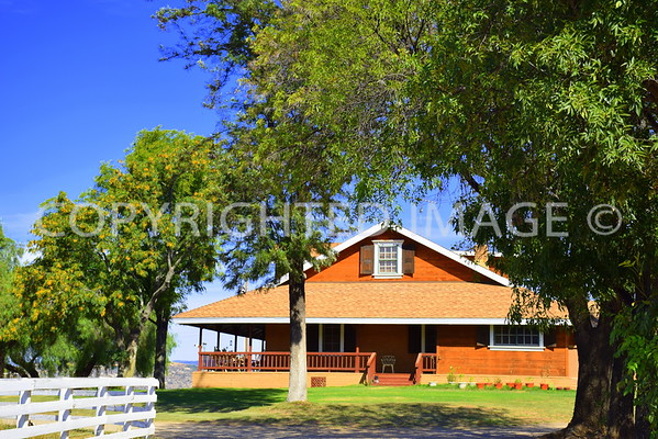 San Diego County, CA - East County Historic Structures