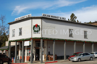 2202 Main Street, Julian, CA - San Diego County - Julian Market and Deli