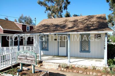 2116 Tavern Road, San Diego County - Alpine, CA - Dr. Sophronia Athern Nichols House (1896)