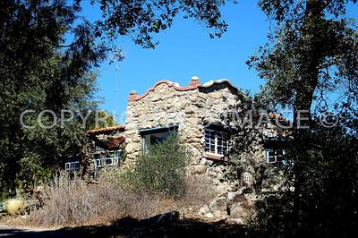 24460 Viejas Grade Road, San Diego County - Descanso Rock House