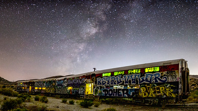 All Aboard! The Milky Way Express