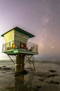Feet Up Friday With the Coastal Milky Way