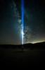 Bisecting the Milky Way