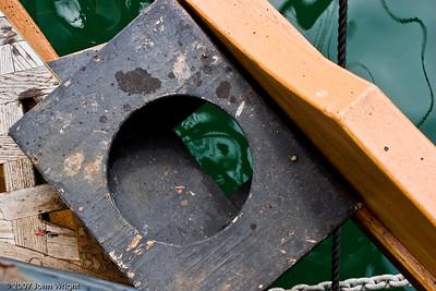 """""""Seats of Ease"""" HMS Surprise"""