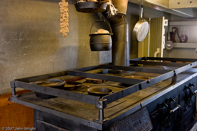 Galley stove, Star of India