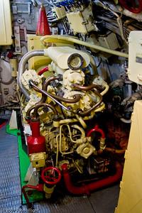 Air compressor, B-39