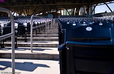 Field level seats
