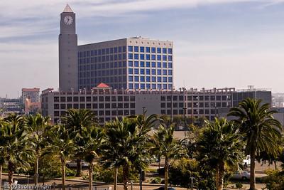 San Diego Trolly Building