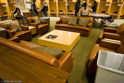 Visiting Team Locker Room