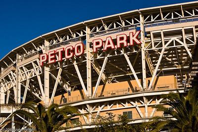 January—PETCO Park