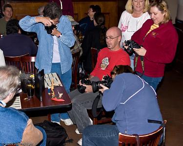PAD meets group shoot