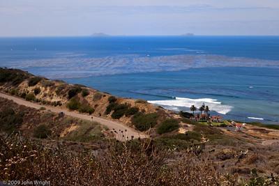 Coronado Islands (Los Coronados) The islands belong to Mexico