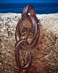 Old metal rings