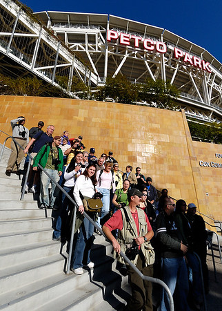 Petco Park - Jan '08 Group Shoot