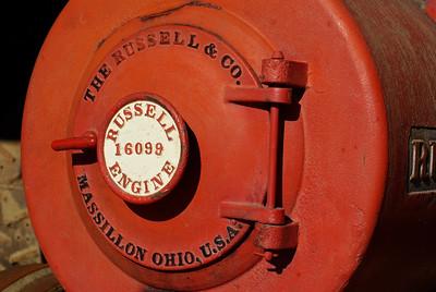 Vista Steam & Gas Engine Museum - Jan 2009