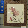 Candice Oyama (replaced John Lee) won First Place award for her beautiful flower painting