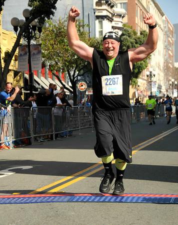 San Diego Half Marathon March 12, 2017