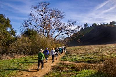 Hike - San Clemente Canyon - Dec 14, 2016