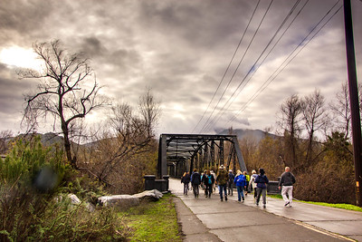 Hike - Sweetwater River Trail - Jan 11, 2017