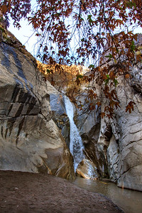 Palm Springs - Tahquitz Canyon Hike - Jan 5, 2017