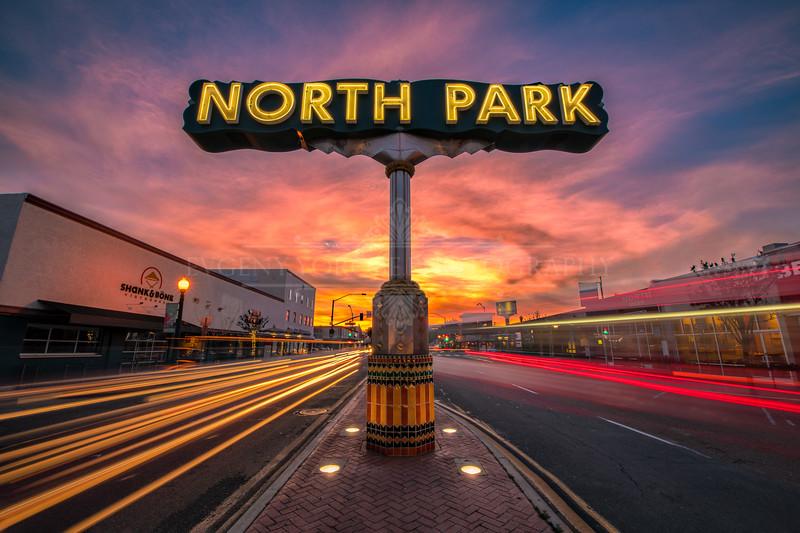 North Park Sunrise