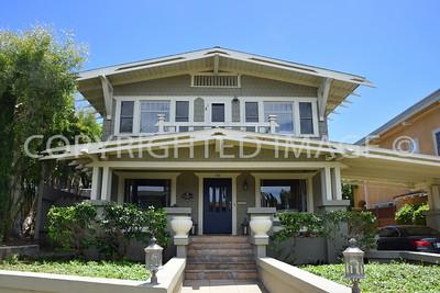 1855 Fort Stockton Drive, San Diego  - Mission Hills - 1913 Craftsman