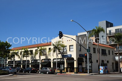 810 Washington Street, Mission Hills San Diego, CA - 1930 Art Deco Style