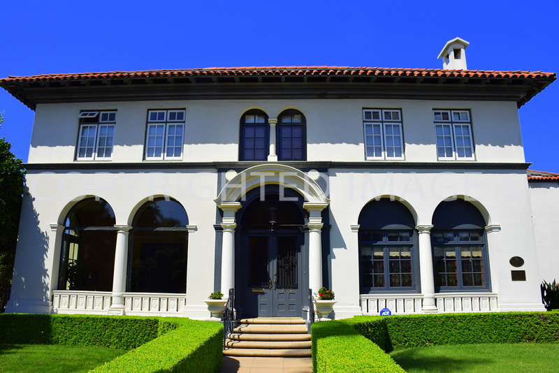 3162 Second Avenue, San Diego - 1915 Coulter House, Carlton Monroe Winslow, Architect, Colonial Revival Style