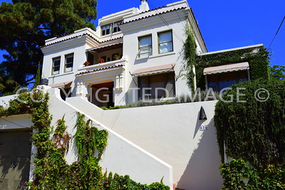 430 West Spruce Street, San Diego - 1922 Ralph LaCoe House, Qualye Brothers, Architects, Italian Renaissance Style