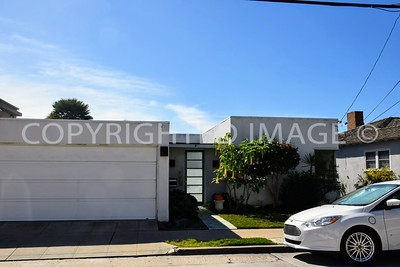 2121 West California Street, Hillcrest San Diego, CA - 1930 Art Deco Style