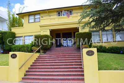 2036 Orizaba Street, San Diego Mission Hills - 1887 Villa Orizaba
