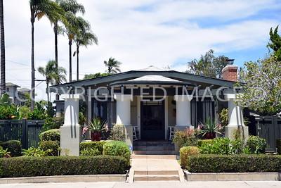 1530 Fort Stockton Drive, San Diego - Mission Hills - 1921 Morris and Ida Irwin Spec House Bungalow