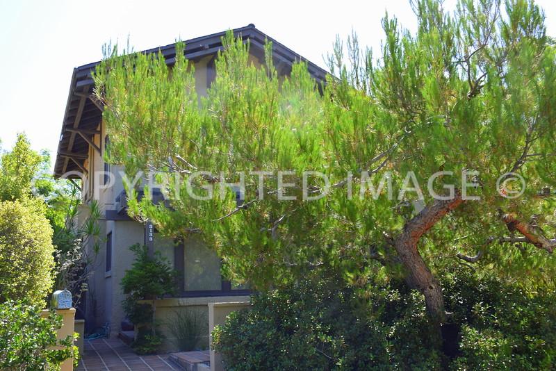3133 Front Street, San Diego - 1911 Jane Harris House, Richard Requa, Architect, Craftsman Style