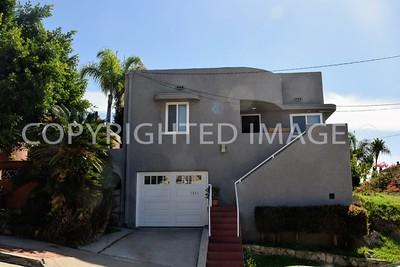 1321 Sassafras Street, Hillcrest San Diego, CA - 1935 Art Deco Style
